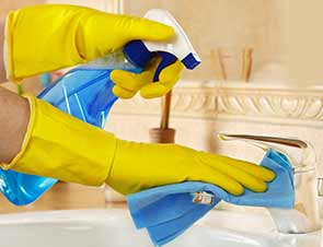 home cleaning akbuk